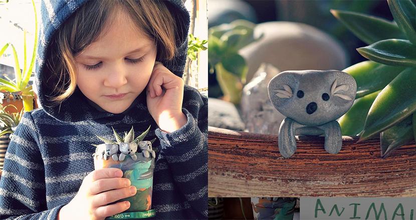コアラの粘土細工で3000万円の寄付金を集めた6歳の少年!豪森林火災被害の動物たちを守る決意