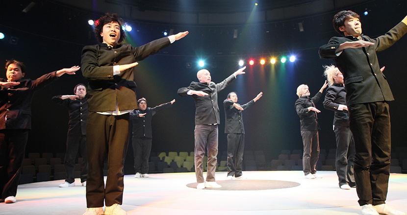 メンバーは副業当たり前!なのに結成22年目でも輝き続ける学ラン・ダンス集団「コンドルズ」【前編】