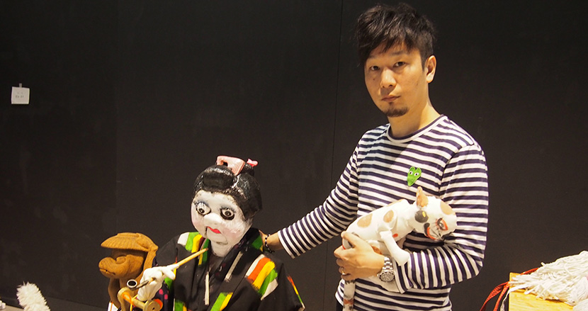 「福祉のその先へ」とアートを媒介に伴走する覚悟。『櫛野展正のアウトサイド・ジャパン展』開催記念インタビュー