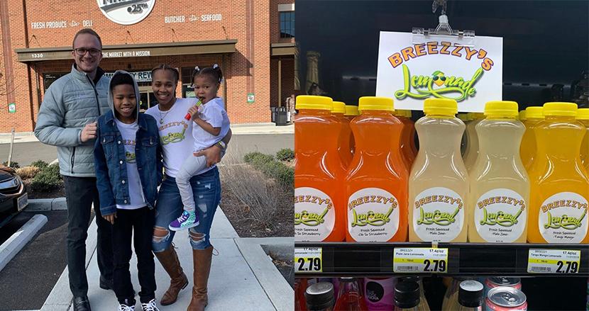 自閉症の11歳少年がレモネードブランドを立ち上げ起業!地元スーパーでは売り切れ続出
