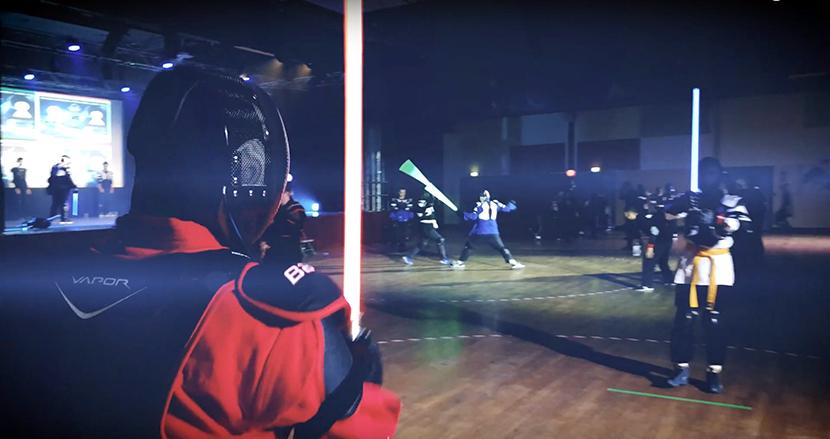 「ライトセーバー」がフェンシングの正式競技に採用。フランスでジェダイの決闘が現実に