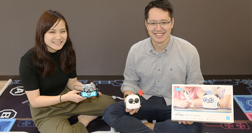 ミニ四駆やLEGOに似た感覚で学べるプログラミング教材。深セン発・Makeblock日本支社代表に直撃インタビュー!