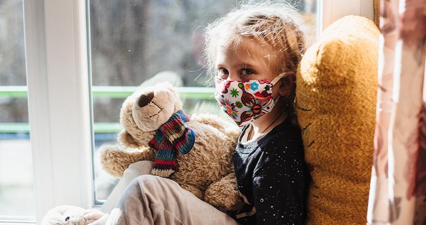 マスクが付けられない自閉症の少女がディズニーから退去指示。「感覚過敏」を知ってほしい