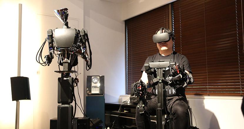 【動画アリ】宇宙・深海・危険地帯での「ロボットによる細かい手作業」がいよいよ現実化。メルティンが21年までに量産型モデルの市場投入を目指す