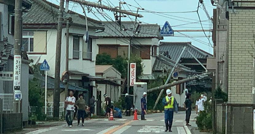 【ブルーシートと職人が足りない】台風15号被害、南房総市のいち住民が感じたこと(9/8~11)