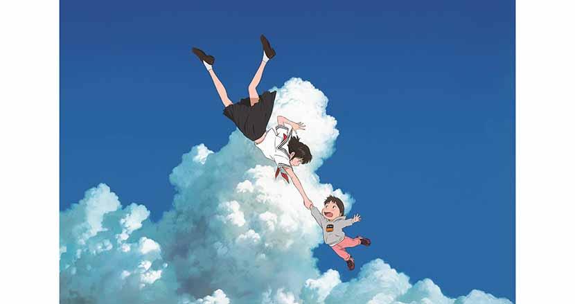 この夏必見!『未来のミライ』【連載】添野知生の新作映画を見て考えた(1)