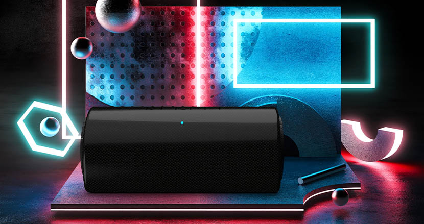 たった2つのスピーカーで豪華サラウンドを実現する「Préter V」。自宅で楽しむ映画や音楽が1ランクアップするかも