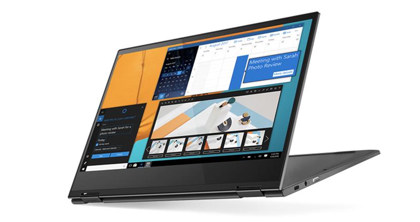 22時間のロングバッテリーを実現。スマホ用CPUを搭載したWindowsマシン「Lenovo Yoga C630 WOS」