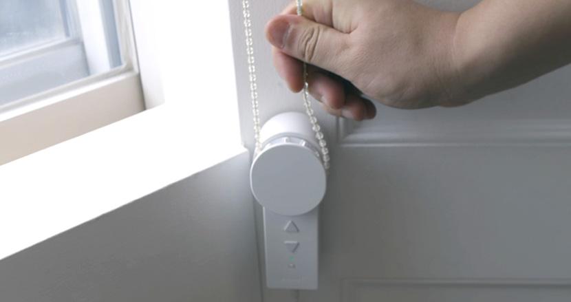 自宅のブラインドを手軽に自動化!IoTガジェット「Blind Engine」