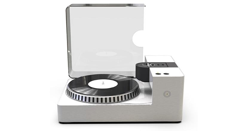 自宅で好きな曲をレコードにできる! 家庭用レコードカッティングマシン「Phonocut」