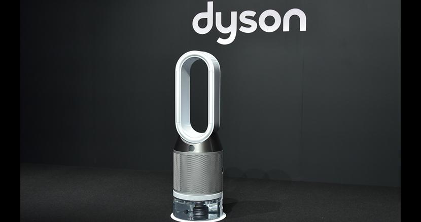 加湿も空気清浄も送風も。1台3役で一年中使えるダイソンの「Dyson Pure Humidify+Cool」