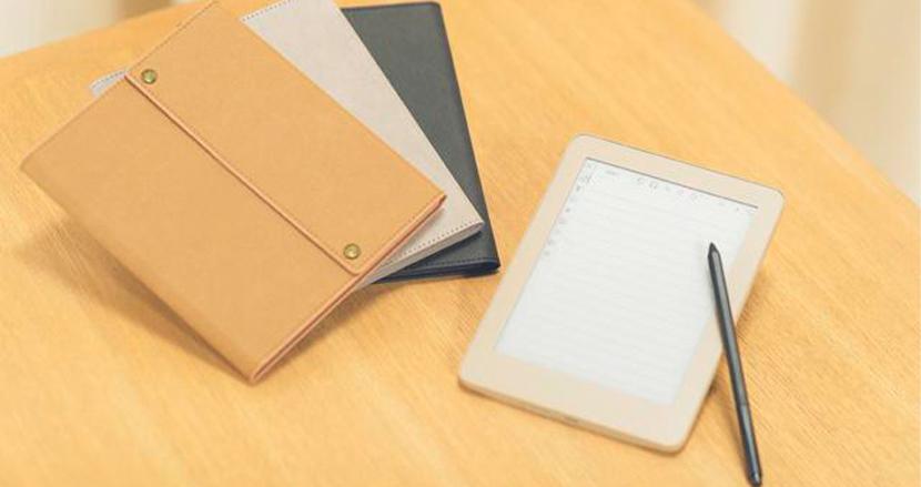 手書きメモもデジタルで。紙のノート15kg分のメモが書けるデジタルノート「Freno」