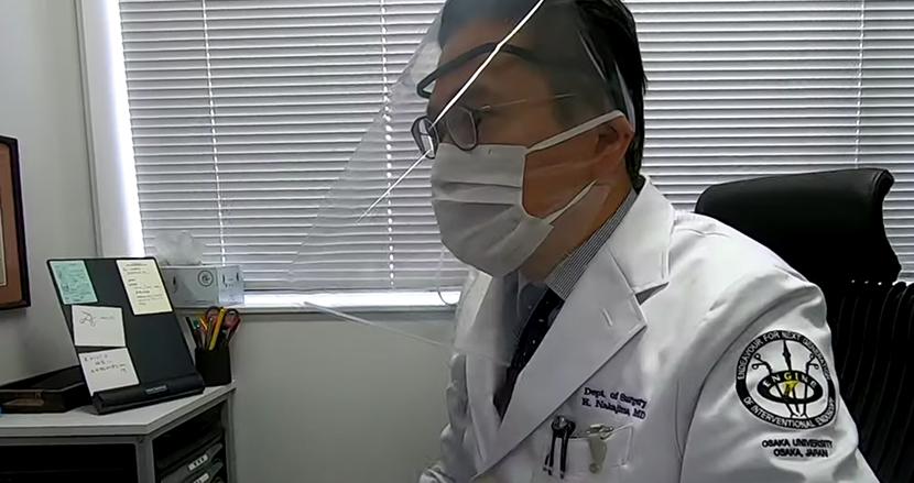 マスク不足にもこれで対応!クリアファイルをフェイスガードにする「フェイスシールド」の3Dデータを大阪大学が公開