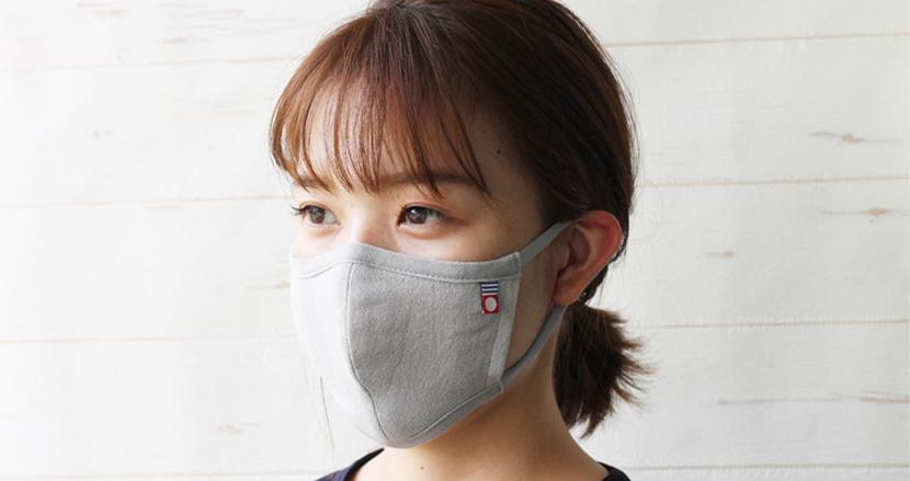 マスク着用が避けられない暑い夏に。美しさと快適さを追求した「今治タオル品質の冷感・抗菌マスク」