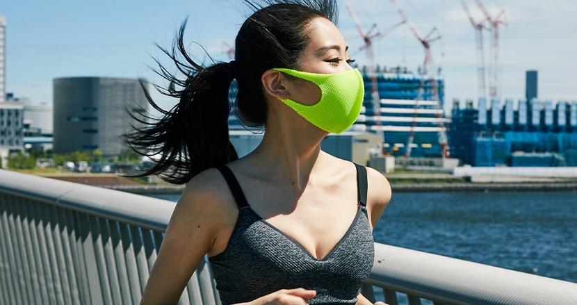 """メッシュ100%のマスク「Barzagli Mask ZERO」が実現する""""着用感ゼロ""""の領域"""