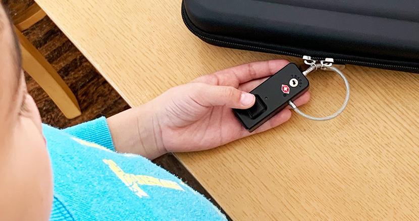 自分の指が鍵になる!使えば使うほど賢くなる指紋認証ロックTAS認証対応「Yubi-key TSA+」