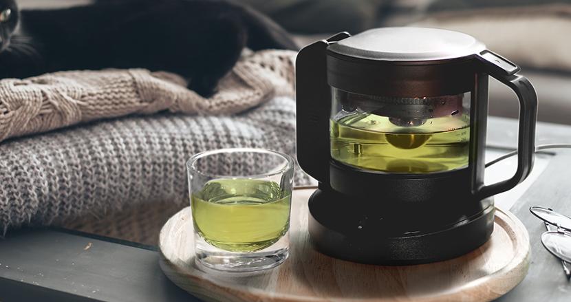 考えるティーポット、誕生。体調や気分に合わせてお茶を入れてくれる「teploティーポット」でリラックスした生活を