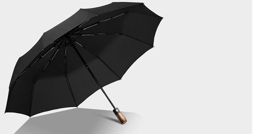 東南アジア化する日本の「傘」に、晴雨対応の折りたたみ傘『ZD』がぴったりな理由