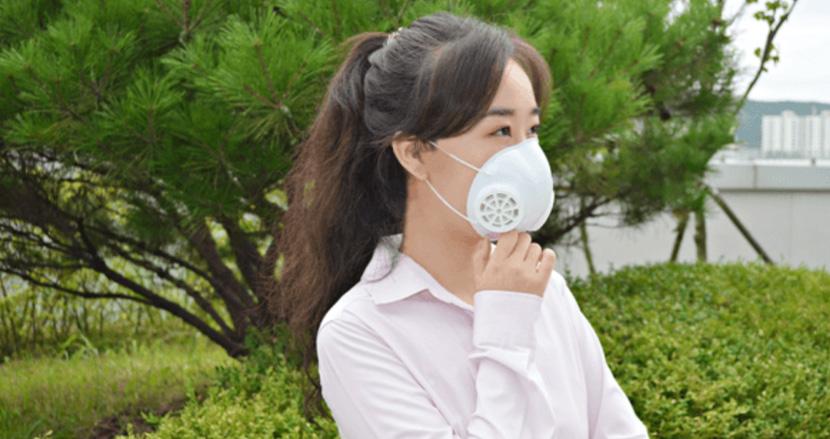 半導体メーカーが本気でマスクを作ってみた。「見えない穴」でホコリや飛沫をシャットする