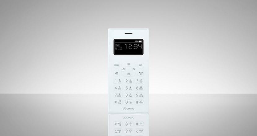 NTTドコモからスマートフォンの【子機】「ワンナンバーフォン ON 01」発売