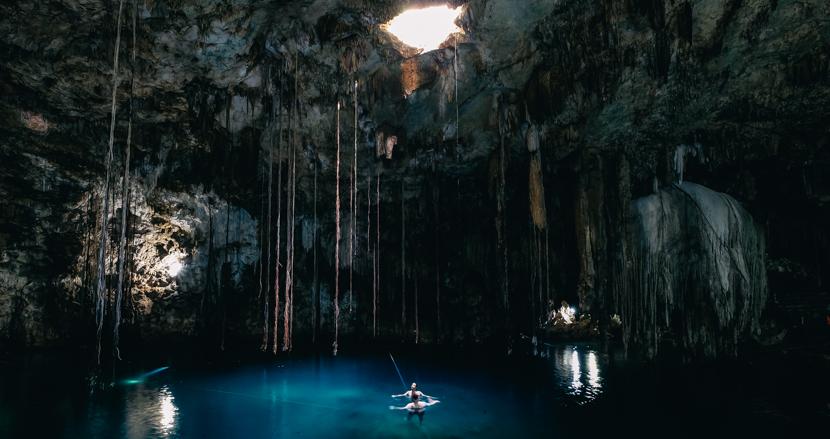 バジャドリードの5つの地底湖を探検【連載】世界の都市をパチリ (19)