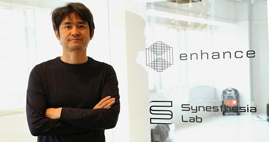 渋谷のど真ん中にクリエイティブスペース「EDGEof」を設立。世界的ゲームクリエイターの次なる野望 |水口哲也(エンハンス代表/EDGEof共同創業者)【前編】
