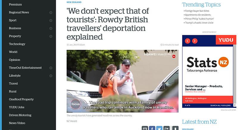 もし日本に来たらどうなる?ニュージーランドから国外退去通告を受けた「モンスター家族」の顛末
