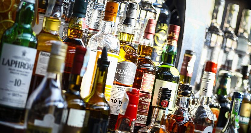 消毒液代わりに備えておきたい。消毒利用可能な各国の高濃度アルコール酒まとめ