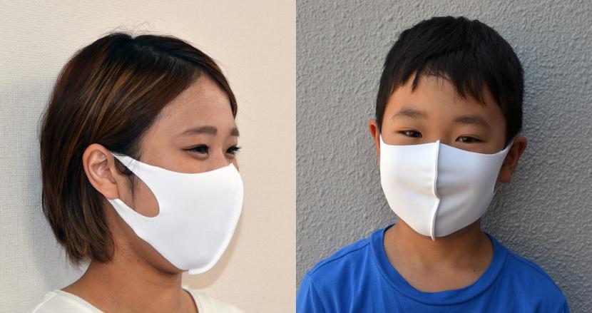夏用マスクもう買った?接触冷感、吸水速乾、UVカットの機能を持った夏用「洗えマスク」が再販スタート