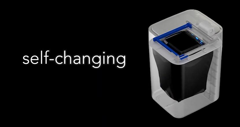 ゴミ箱業界に激震!梱包も交換も全自動のスマートゴミ箱「TOWNEW」
