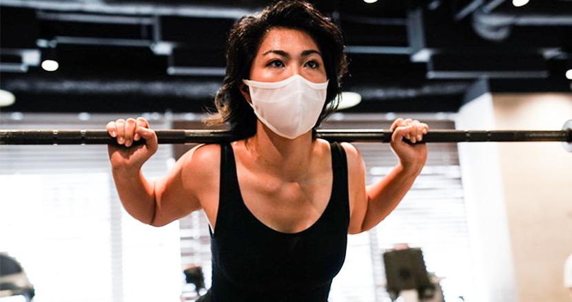 運動時につけるマスクの決定版か。状況に応じて通気性・フィルター性能を調整できる「hamon AG sports マスク」