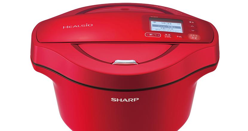 共働き家族のごはん環境を一変させた、シャープの水なし自動調理鍋「ホットクック」に新モデルが登場