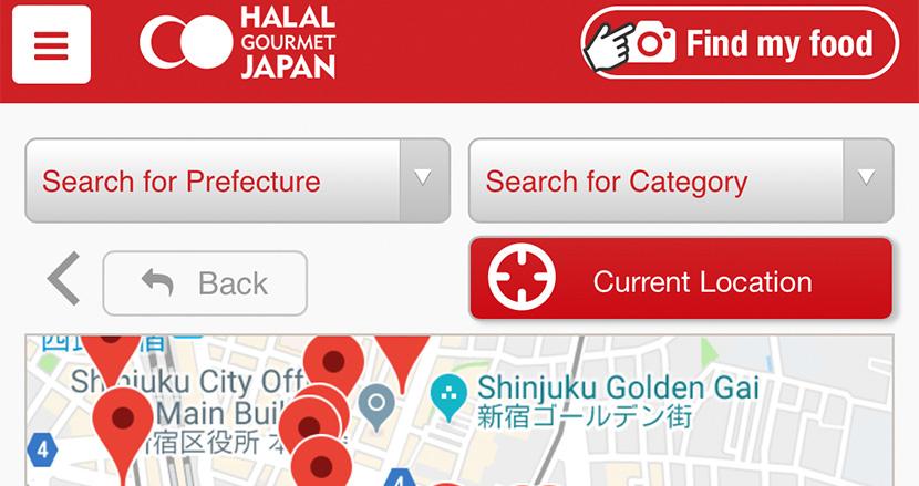 ムスリムフレンドリーな食品が画像認識ですぐわかるアプリ「ハラルグルメジャパン」
