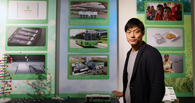 「ミドリムシで飛ぶ飛行機」計画責任者のユーグレナ永田氏が明かす危機感。日本は未だバイオ燃料後進国のままなのか