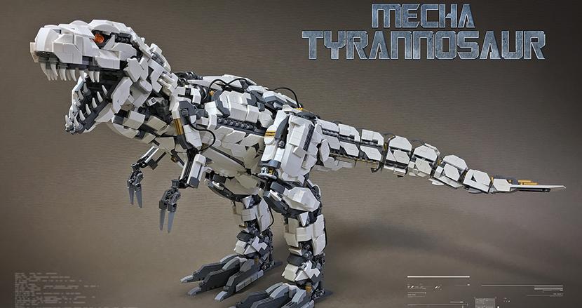 「動物×メカ」のレゴ作品が海外でも話題に!レゴビルダーの二階堂満氏|なにげに世界で有名な日本人