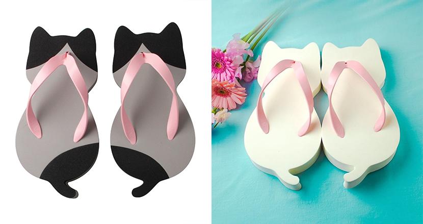 可愛すぎて履けない! 日本発の猫型の下駄「にゃらげた」が海外で絶賛の嵐