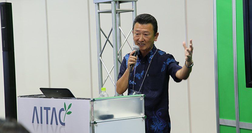 ITイノベーションを活用して、沖縄で新たな価値創造を実現する産業を共創していくことを目指したい| 一般財団法人 沖縄ITイノベーション戦略センター(ISCO)理事 盛田光尚氏