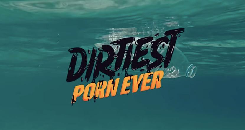 史上最も汚いポルノ!世界最大のアダルトサイトが、ゴミだらけのビーチで撮影した動画を公開した意外な理由とは?