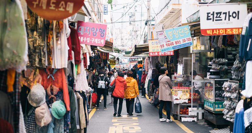 週末にサクッと釜山旅行【連載】世界の都市をパチリ (18)