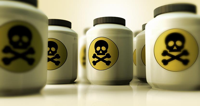 知らないあなたは騙される!「大人40人分もの致死量に相当する化学物質」の危険性とは?