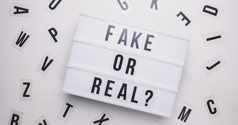 レビューもFake!ニュースもFake!写真もFake!生活のあらゆるシーンで、私たちは「フェイク」と向き合わねばならなくなってきた。