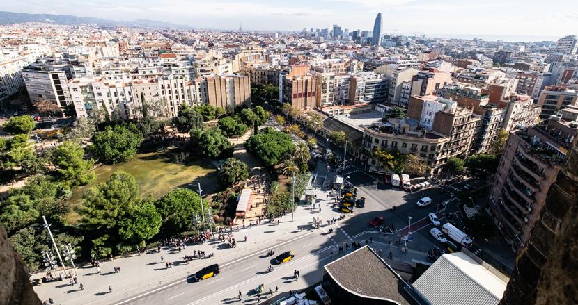 見どころ満載の観光都市バルセロナ【連載】世界の都市をパチリ (3)