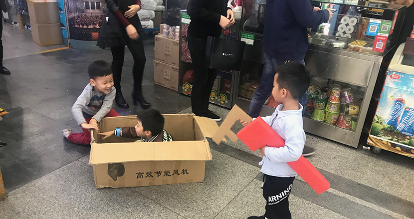 ナナロク世代は「その先」を考えているか? 深圳の電気街に見た本当の意味での「未来都市」 【連載】旅する技術屋 (4)