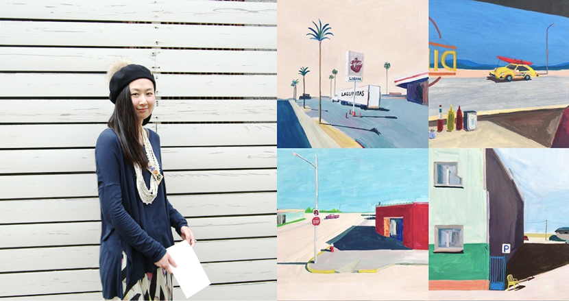 "Googleストリートビューで世界中を旅してみつけた""何かいい風景""を描いているイラストレーター辰巳菜穂。好きとビジネスの間の歩き方。"