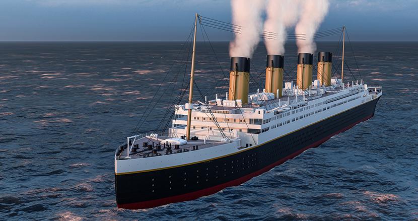 あのタイタニックが2022年に復活! 最新技術を携え、初代と同じルートを就航