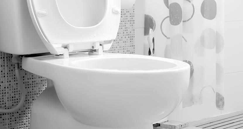 トイレ休憩が出来ない便器が爆誕。13度の傾斜でスクワット状態。5分以上座っていられない