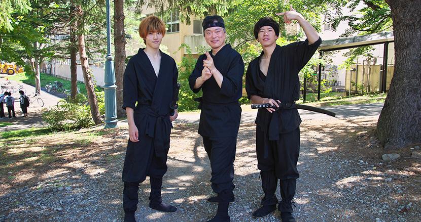 日本初の「忍者部」を創設。知られざる津軽の忍びで観光開発にチャレンジ。【連載】友清哲のローカル×クリエイティブ(4)
