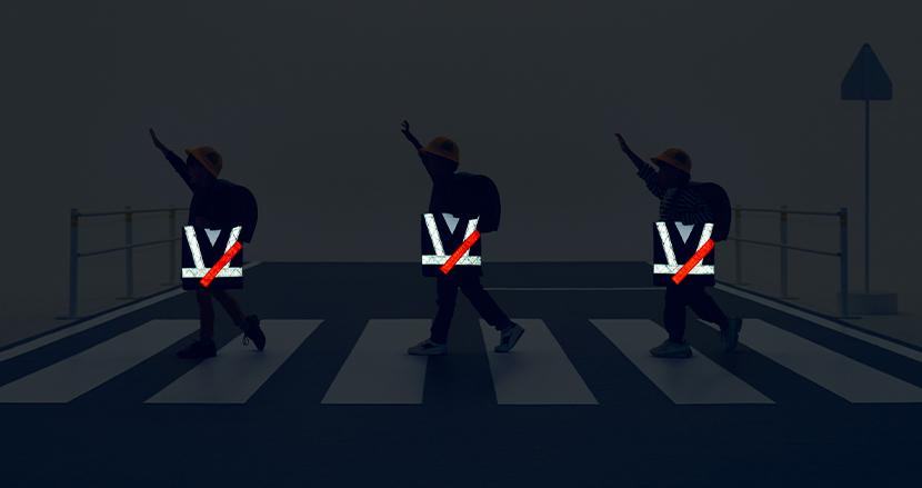 暗闇でいきなり警察官が出現!?「まもってトート」がバズったホンダに交通安全に対する取り組みを訊いてみた