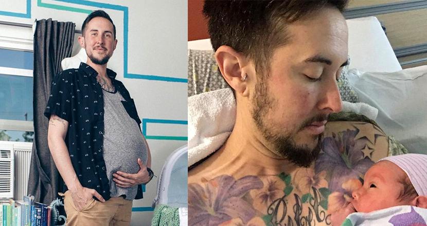トランスジェンダー男性が経験した妊娠と出産「ただ赤ちゃんを身ごもれる男性というだけ」