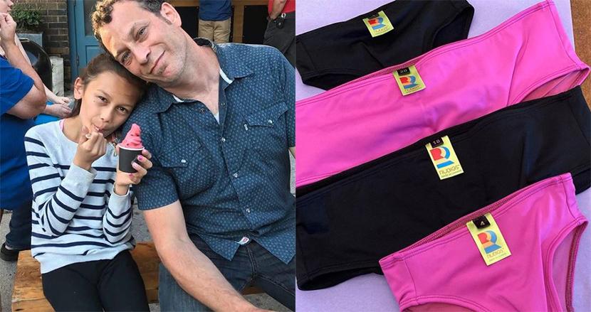 トランスジェンダーの娘に合う水着が見つけられなかった父親、新たに水着ブランドを立ち上げる